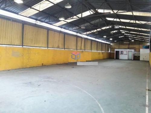 Imagem 1 de 18 de Salão Para Aluguel, 1 Vaga, Vila Gumercindo - São Paulo/sp - 100620