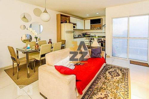 Imagem 1 de 22 de Ótimo Sobrado Em Condomínio Com 2 Suites À Venda, 110 M² Por R$ 565.000 - Mooca - São Paulo/sp - Ca14569