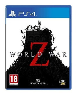 World War Z | Ps4 | Físico | Nuevo
