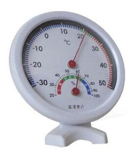 Termómetro Higrómetro Ambiental Medidor Temperatura Humedad