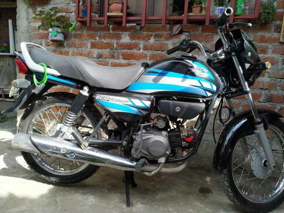 Honda 100 Eco Deluxe Negra