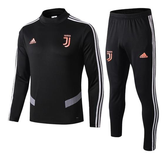 Conjunto De Treino Juventus - Envio Imediato 100% Original