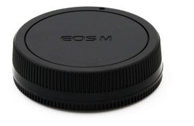 Tampas Para Corpo E Lente De Câmera Canon Eos M Greika Rbc01