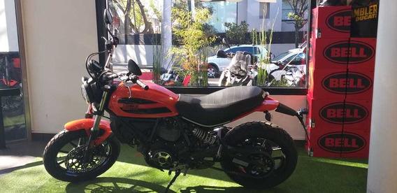 Ducati Scrambler Sixty2 Tangerine Ya!! San Isidro