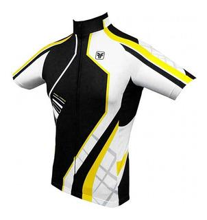 Camisa Ciclista Free Force Sharp