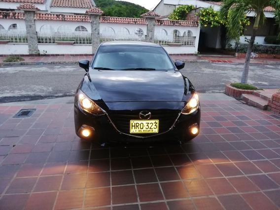 Hermoso Mazda 3 Touring 2016 Automatico Color Negro
