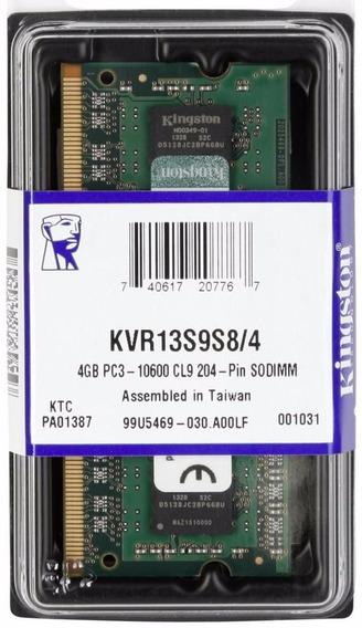 Memoria 4 Gb Ddr3 Pc 1333 (10600) Para Notebook M43
