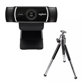 Webcam Logitech C922 Pro Streamer Full 1080p - 960-001087