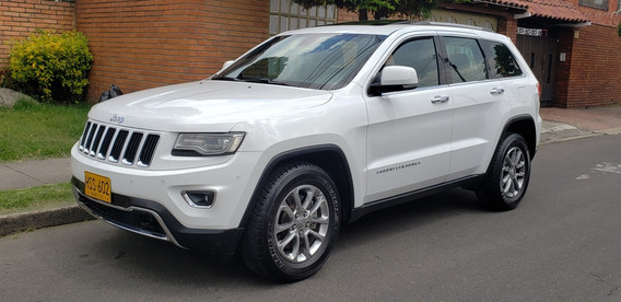 Jeep Grand Cherokee Limited 2014 3.600cc