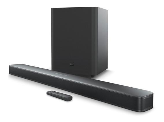 Soundbar Jbl Home Bar 5.1 Canais Surround Multibeam
