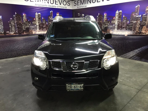 Xtrail Advance Negra 2014 Vin 7019