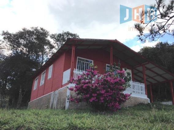 Sítio Rural À Venda, Zona Rural, Paraibuna. - Si0001