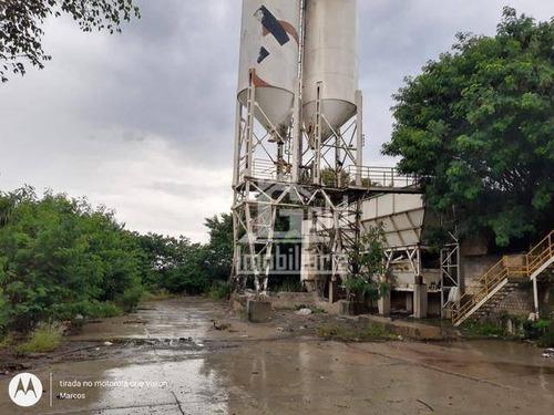 Área Com 7686m² Pronto Para Operar Como Indústria Ou Para Instalar Sua Empresa Na Cidade De Campinas-sp - Ar0036