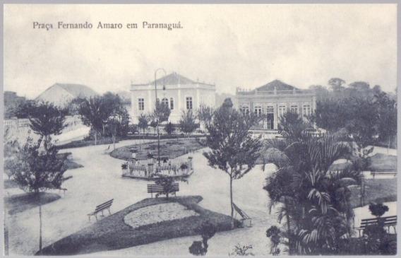 Paranaguá - Praça Fernando Amaro - 25051921