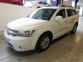 Dodge Journey Sxt 2.4l 5 Pasajeros 2014 Seminuevos