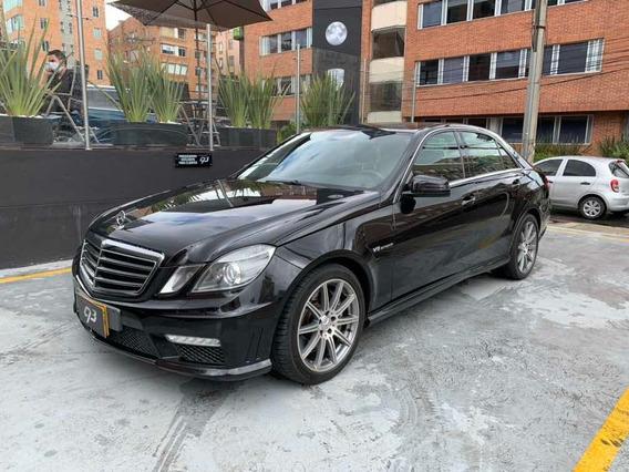 Mercedes-benz Clase E 63 Amg