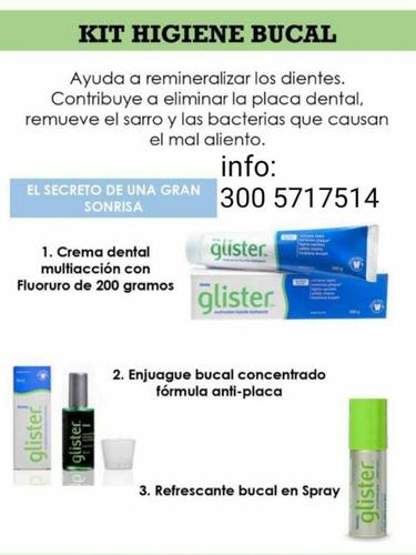 Kit De Higiene Oral - mL a $125