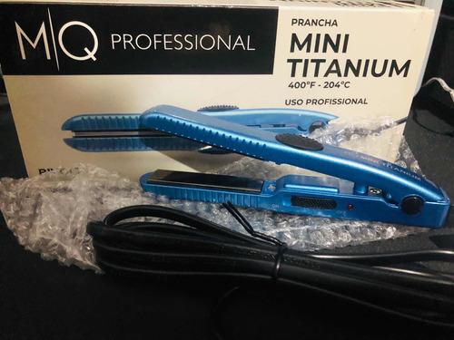 Mq Professional Mini Titanium Azul