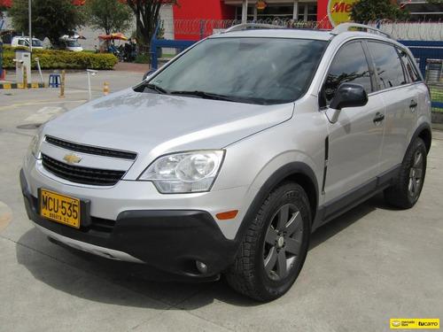 Chevrolet Captiva 2.4 Sport 169 Hp