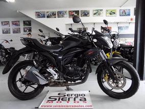Suzuki Gixxer150 Negra 2018
