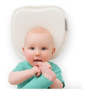 Almohada Para Bebé Prevenir La Plagiocefalia De Cabeza Pla
