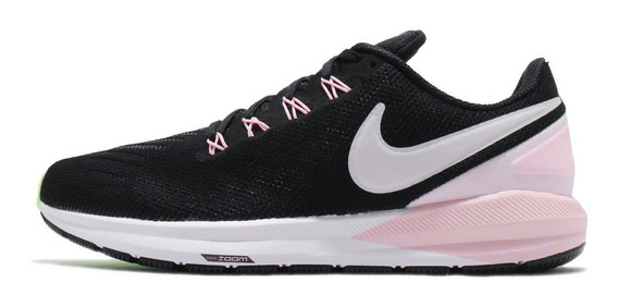 Zapatillas Nike Air Zoom Structure 22 Mujer Running + Envio