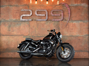Harley-davidson Xl 1200x Forty Eight 2014/2014 Abs