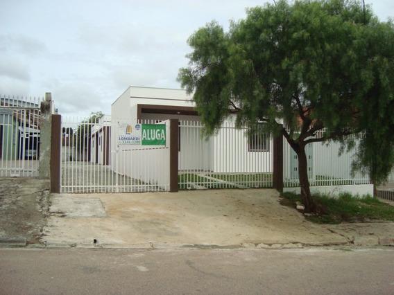Casa Residencial Para Alugar - 00480.019