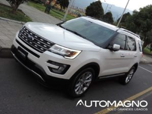 Ford Explorer Limited At