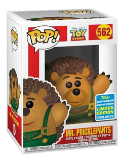 Funko Pop Mr Pricklepants Toy Story 4 #562