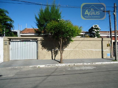 Casa Residencial À Venda, Fortaleza. - Ca0436