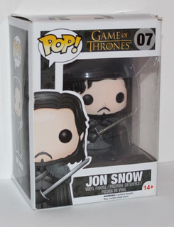 Jon Snow 07 Funko Pop Games Of Thrones