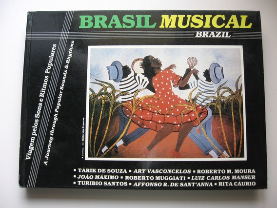Brasil Musical - Ed. Art Bureau - Português - Inglês