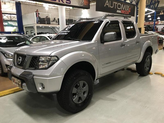Nissan Frontier 2.5 Le 4x4 Cd Turbo Diesel 4p Automatico