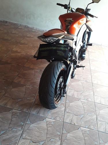 Moto Kavasaki Z1000 Sport