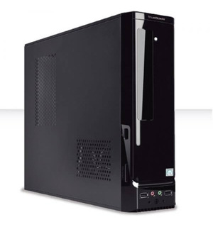 Cpu Barato 4 Tread 7.2 Ghz, 4ram, Dd 500 Gb, Gab Slim Dvdrw