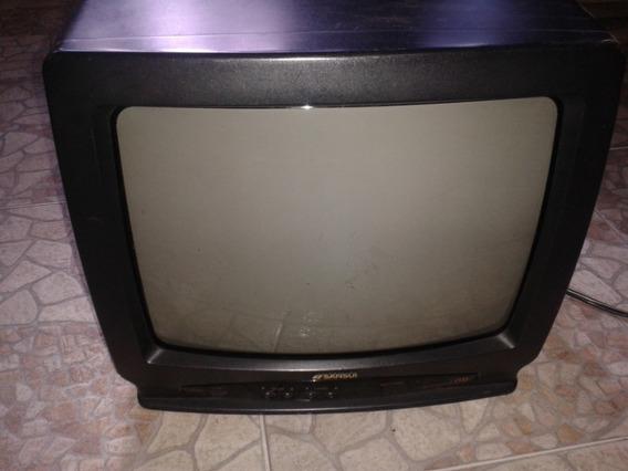 Televisor De 14 Pulgadas Sansui A Color