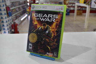 Gears Of War Xbox 360 Canje Fisico Evergames Obelisco