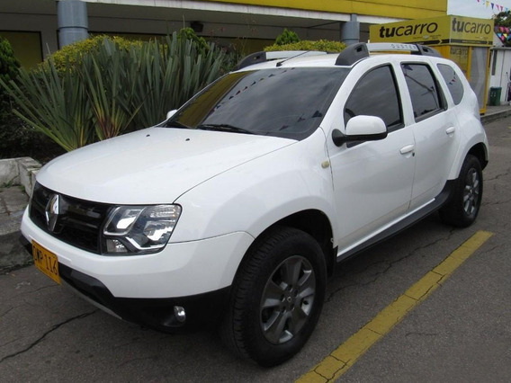 Renault Duster Dynamique 2.0 Mecánica 4x4