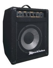 Amplificador Cubo. P/baixo 60w Black Rose Mackintec