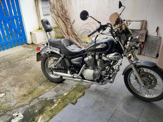 Yamaha Xv Virago 250s