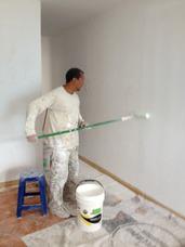 Pintor En Acabados De Pintura Interior Exterior