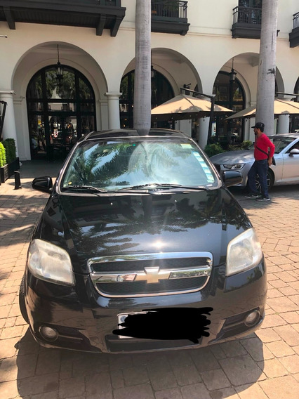 Chevrolet Aveo Emotion 1.6l Gls 5 Puertas