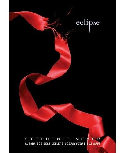 Livro Saga Crepúsculo (eclipse)