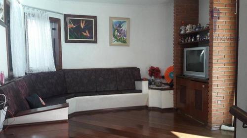 Sobrado Com 5 Dormitórios À Venda, 659 M² Por R$ 1.800.000 - Condomínio Isaura - Parque Campolim - Sorocaba/sp - So0238
