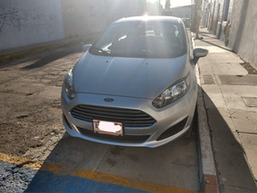 Ford Fiesta 1.6 S Sedan At 2015
