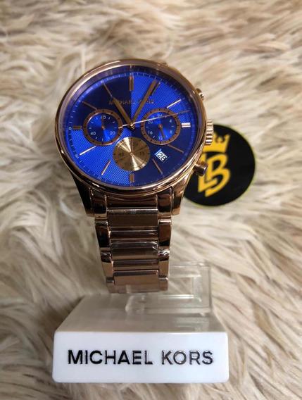 Relógio Mk5911 Rose, Original Com Garantia, Frete Grátis