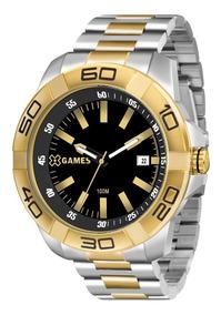 Relógio X-games Masculino Xmts1001 P1sk Misto Lançamento