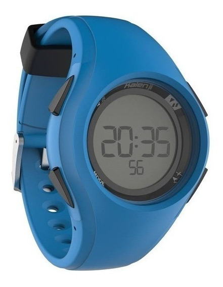 Relógio Esportivo Digital Masculino Cor Azul