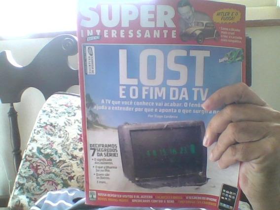 Super Interessante - Lost E O Fim Da Tv - 236/ Fev 200